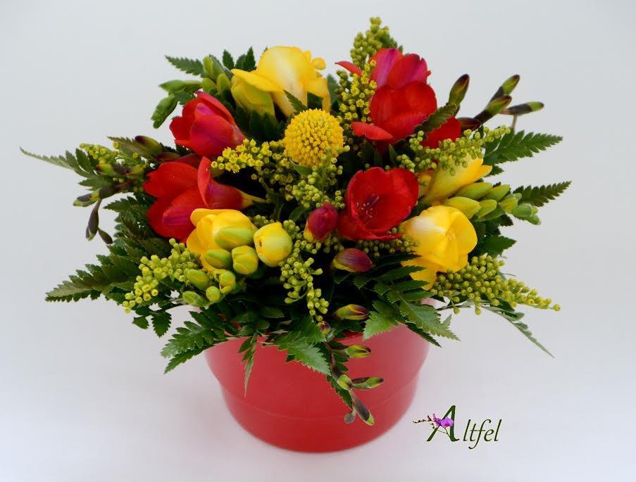 Set 5 Aranjamente Florale Primavara Evenimente