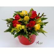 """Set 5 aranjamente florale ,,Primavara"""""""