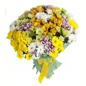 Buchet de 29 crizanteme